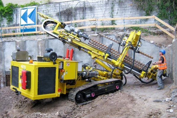 HBR 504 - Hutte Drill Rig